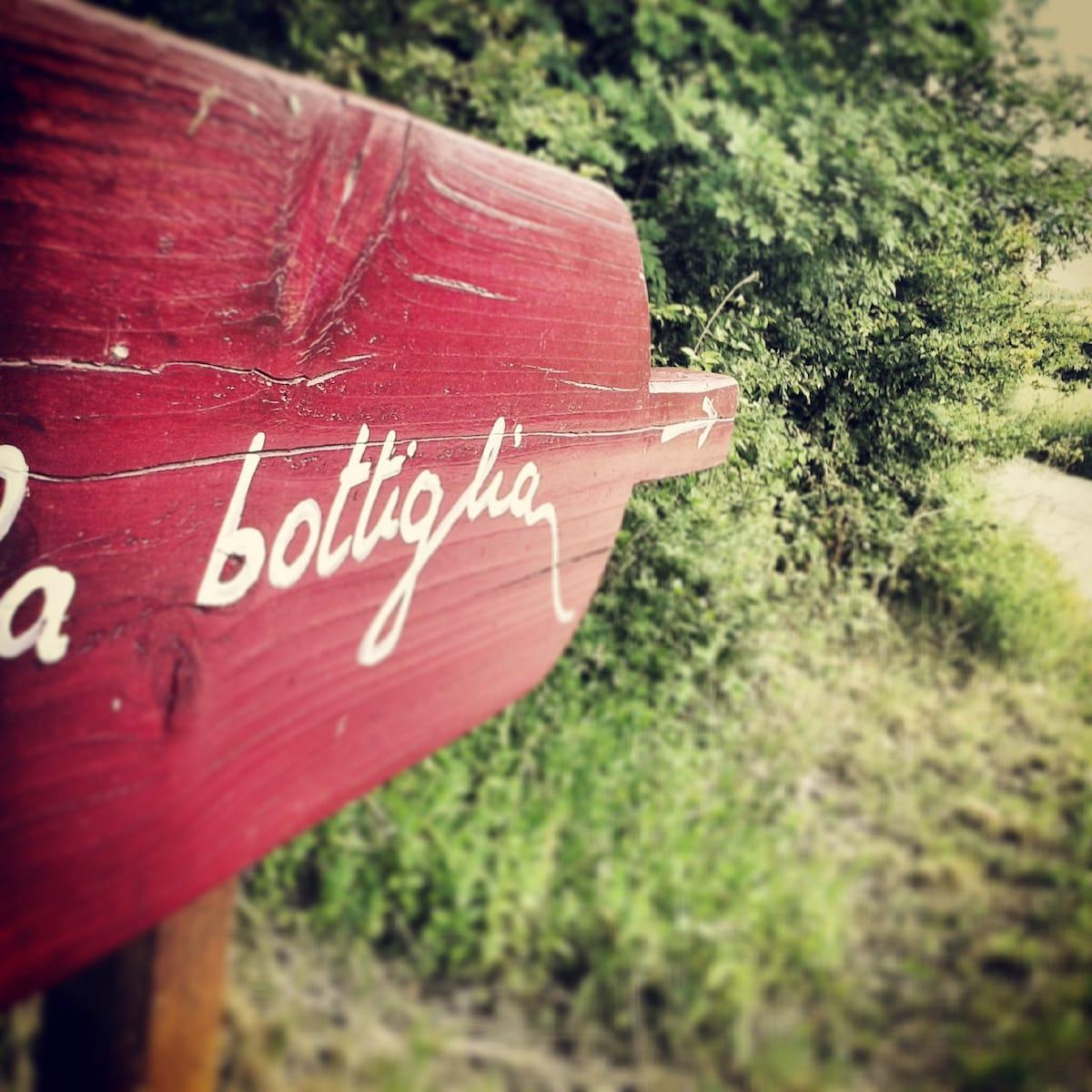 """B&B """"La Bottiglia"""" camera Barolo"""