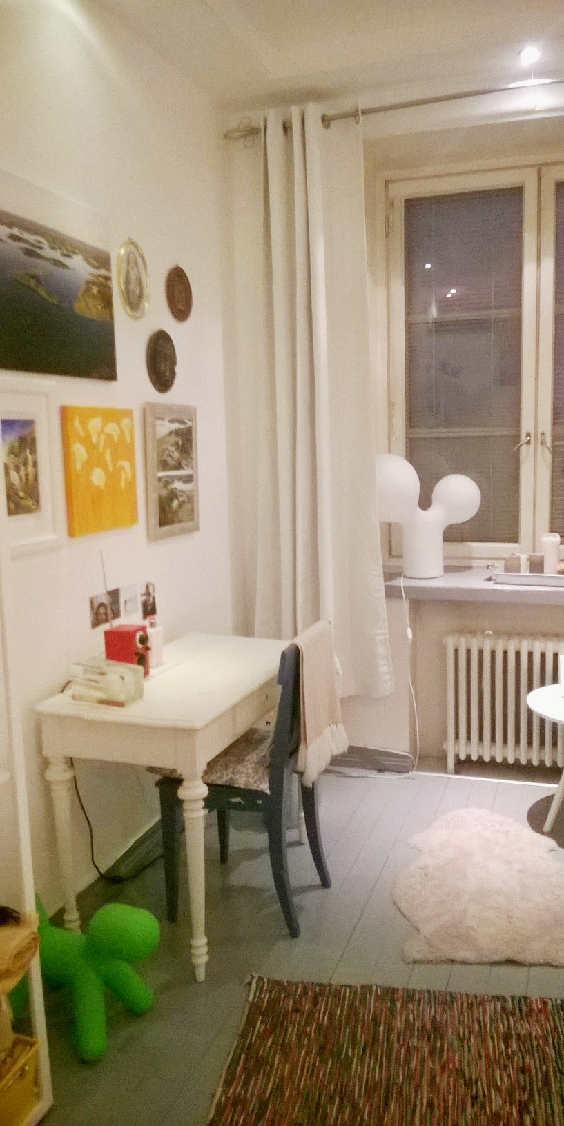 Studio apartment for two in Kallio