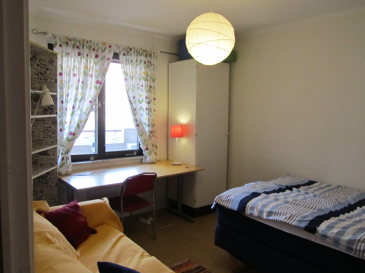 Room at Odenplan (2) July + August
