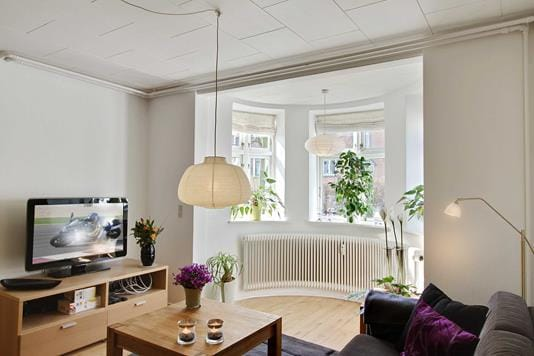 Cosy flat in the middle of the town