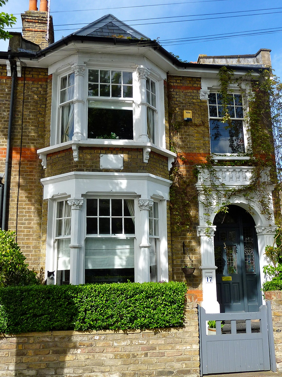 Charming Period Victorian House