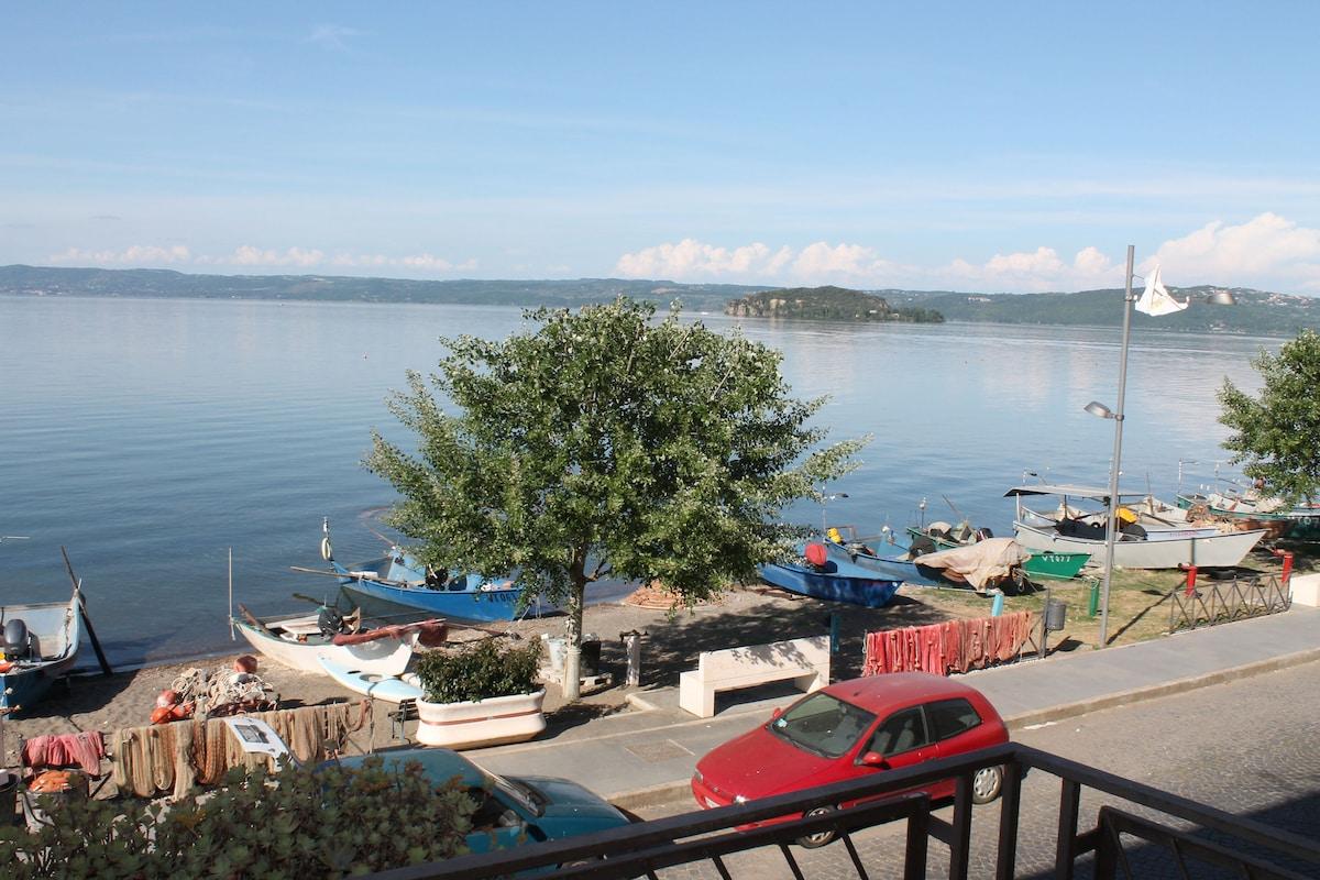 Appartamento vacanza lago Bolsena