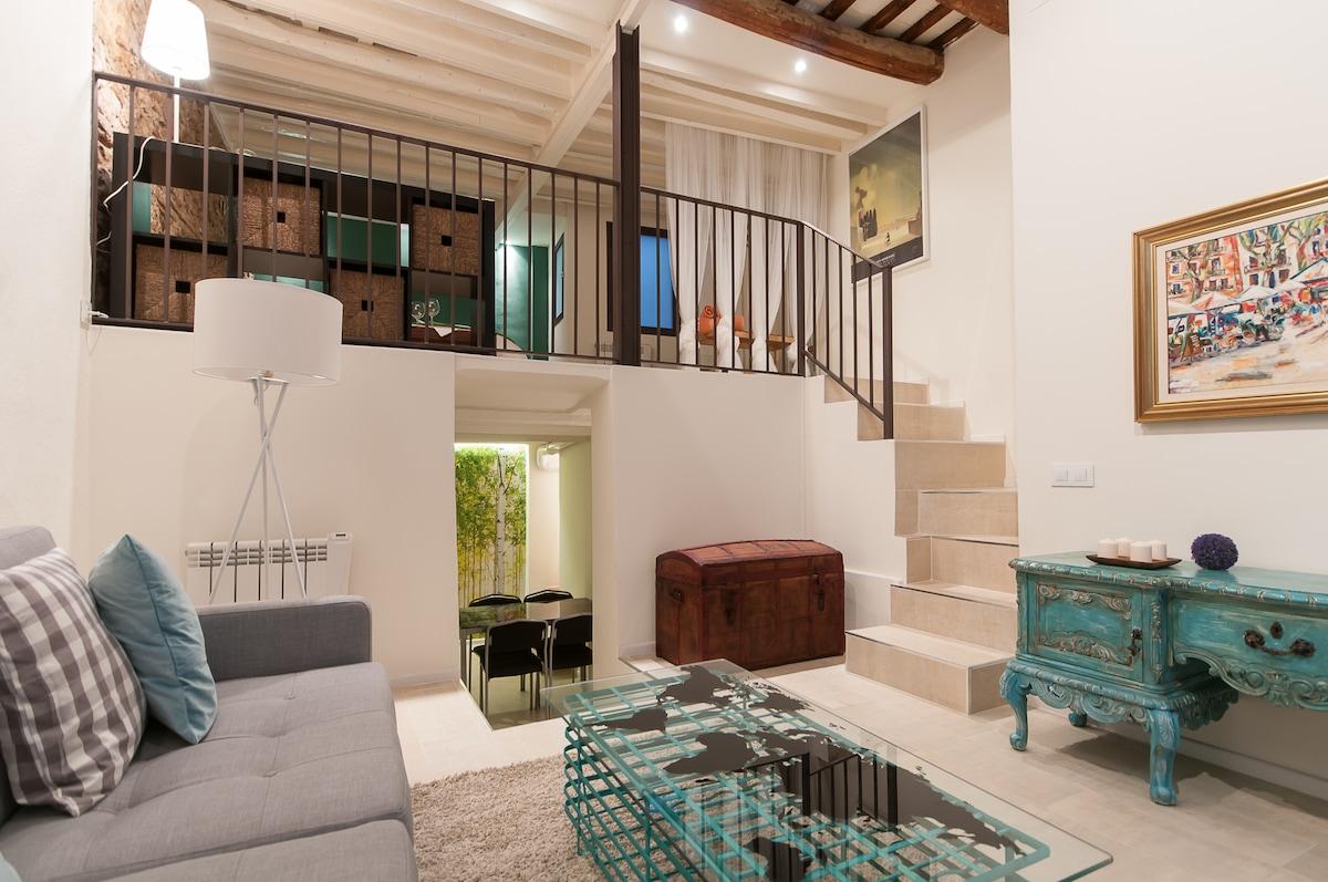 Cozy space in El Raval -Barcelona-