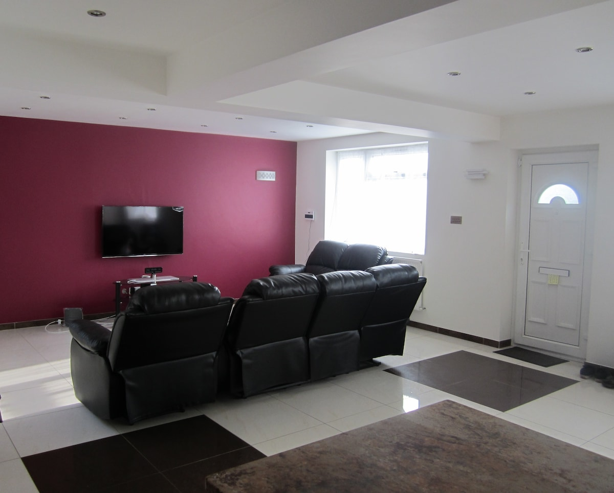 Double Room in a homely house