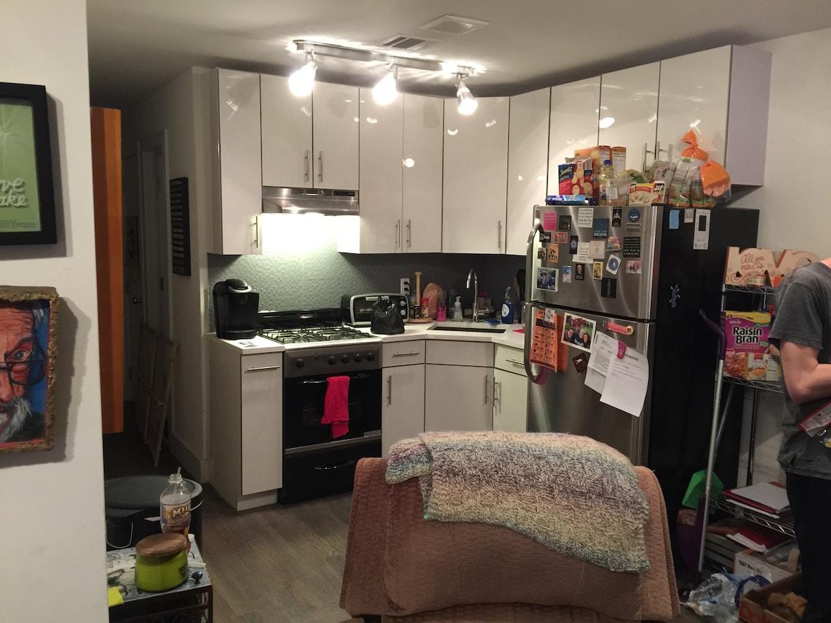 Cozy 3 bedroom Brownstone