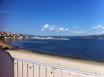 Primera linea de playa en Sada