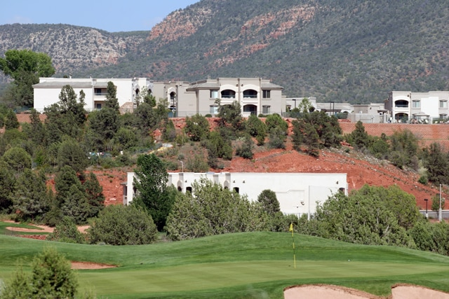 Ridge on Sedona Golf Resort condos!