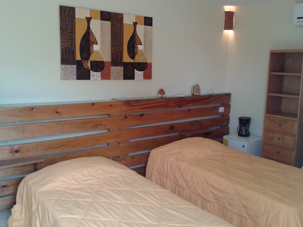 double room in historical house