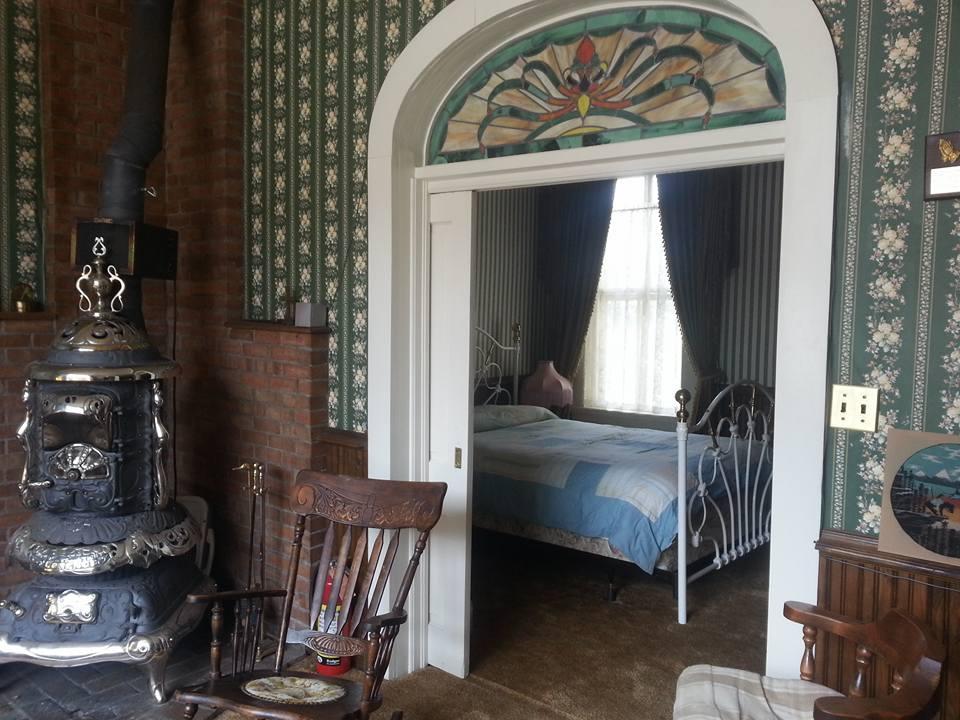 a Historic Private Rm shared bath 1