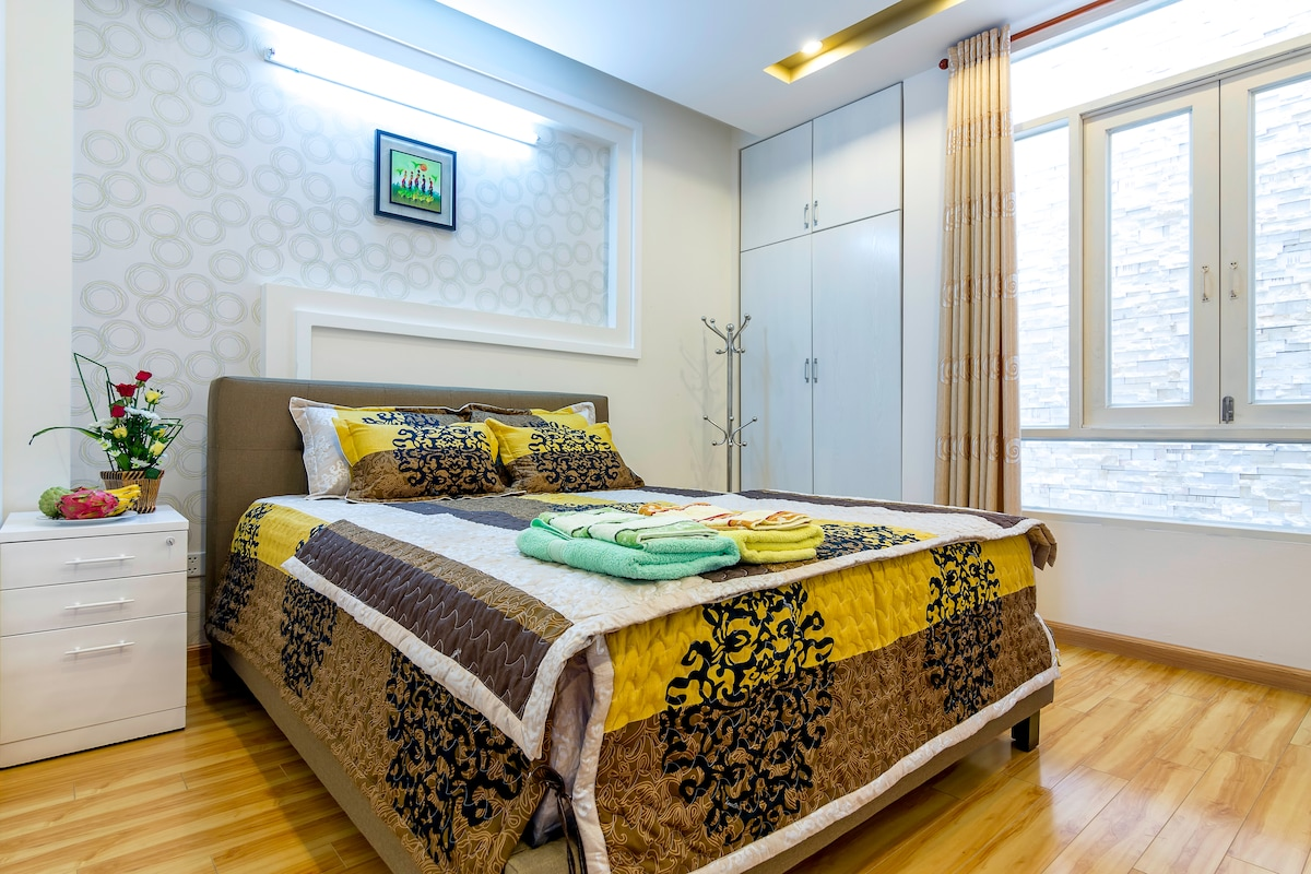 Your home in central of HCMC