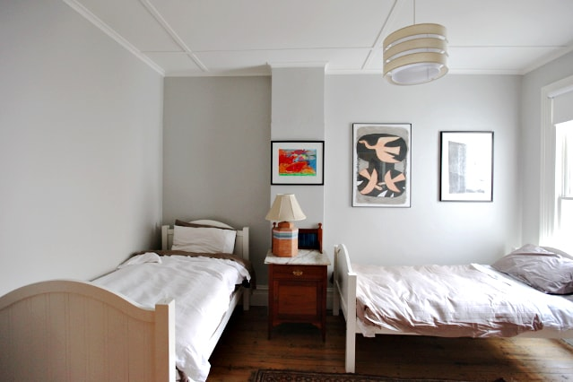 Fitzroy Terrace- for singles or two
