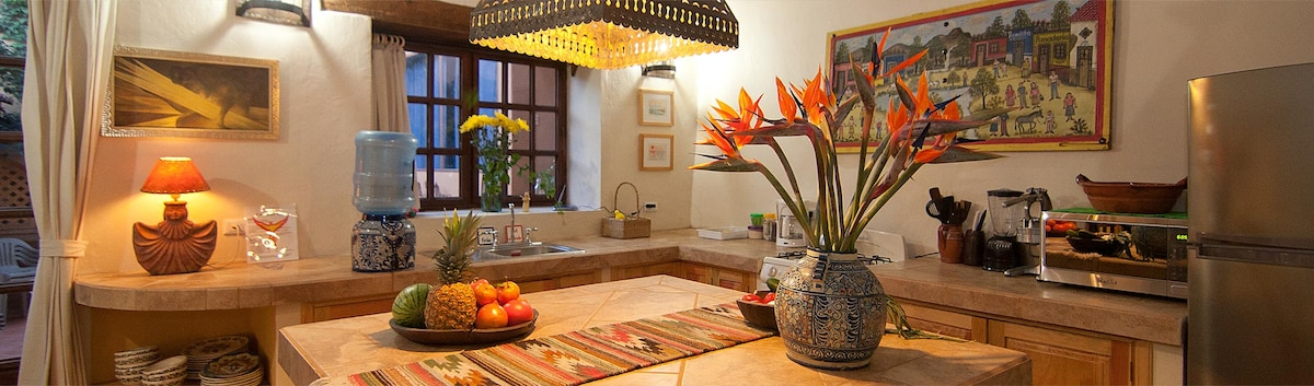 Lovely Historic Center Apartments!