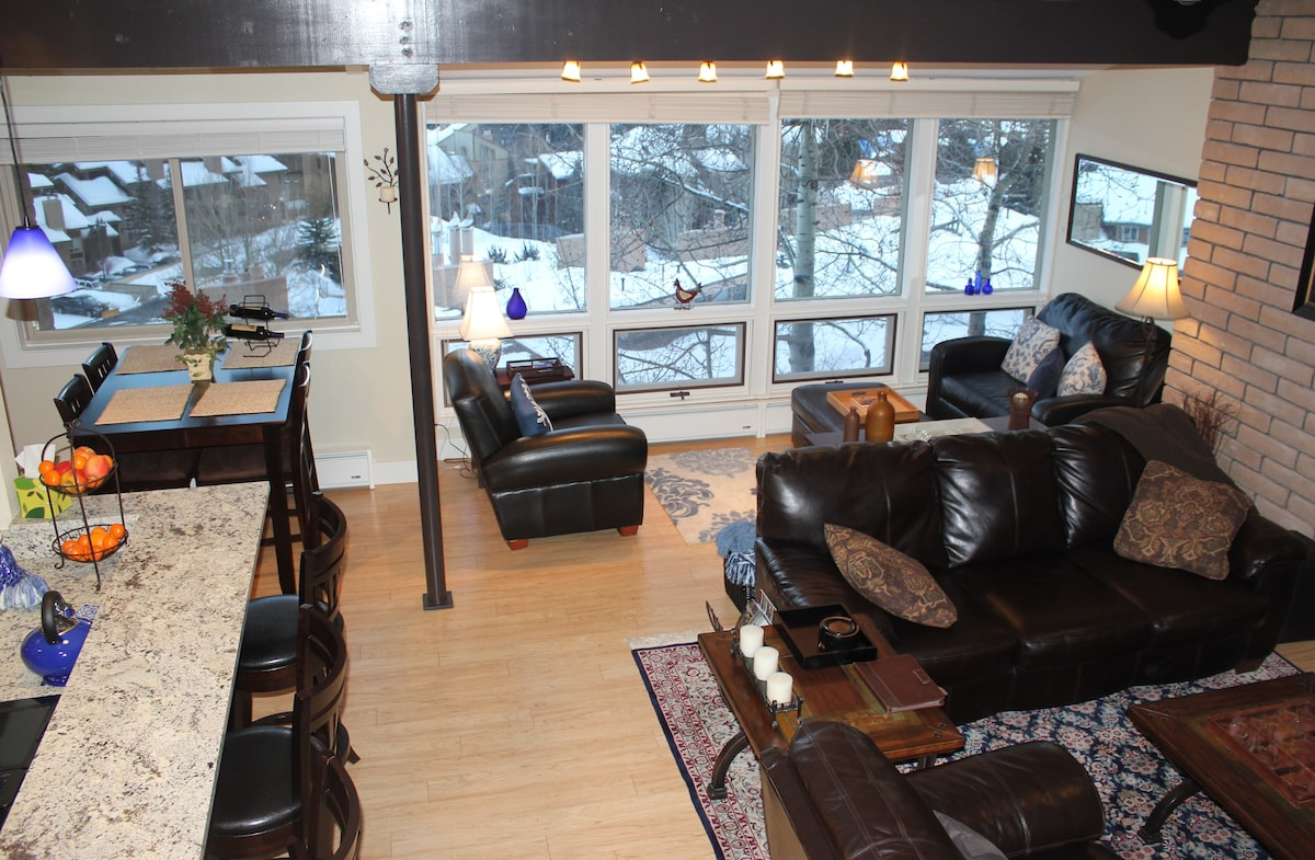 Spectacular views! Coveted location