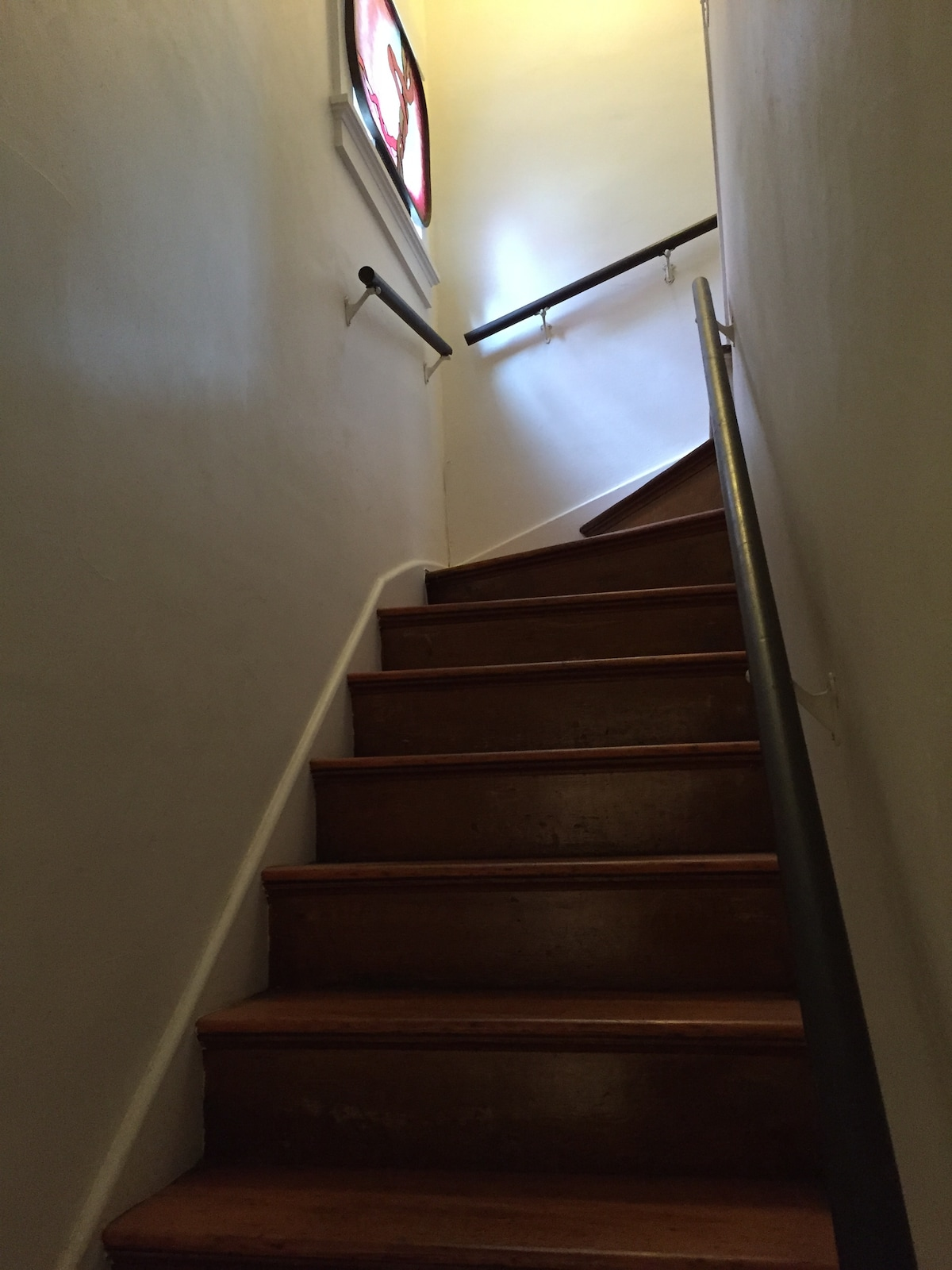 Stairs to Guest Bedroom
