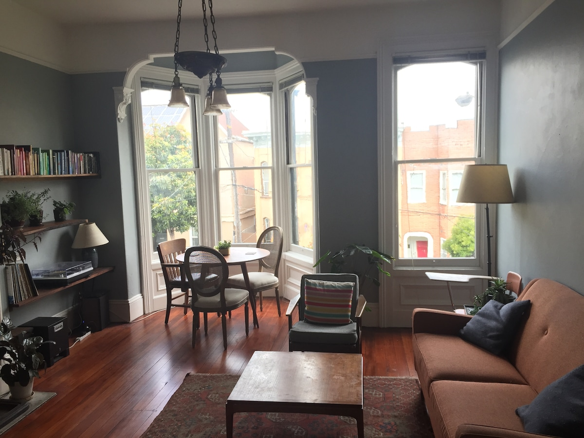 Full Floor, Light Filled Victorian