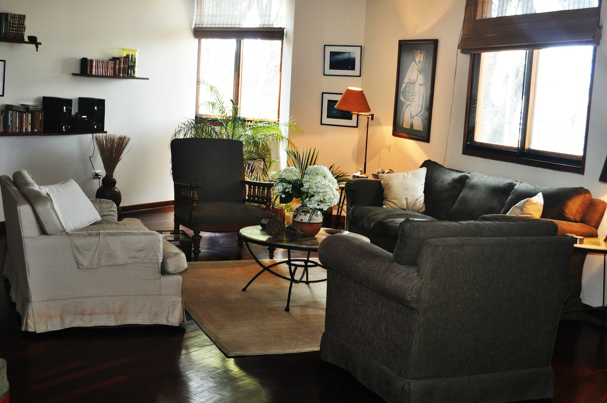 Apartment in Lima's hipster suburb