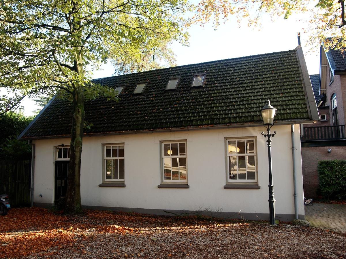 Het Koetshuis in mooi Amersfoort