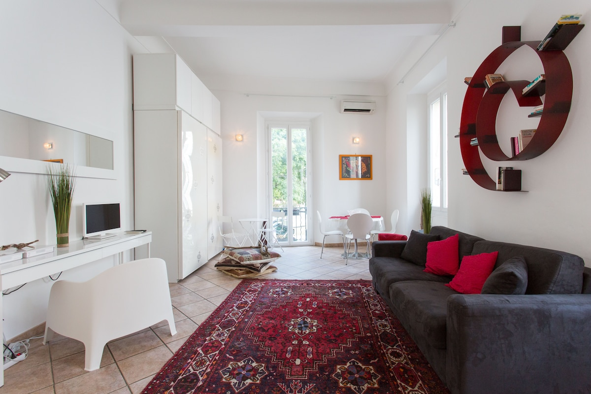 Beautiful flat in Antibes