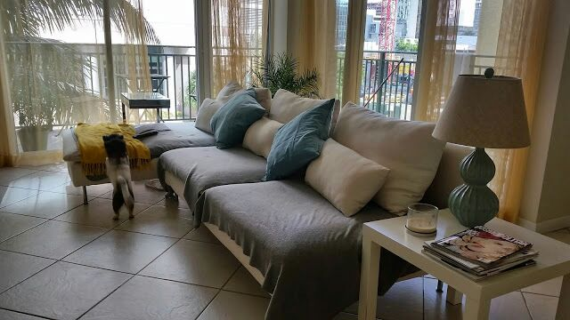 Cosy and modern apt in Brickell