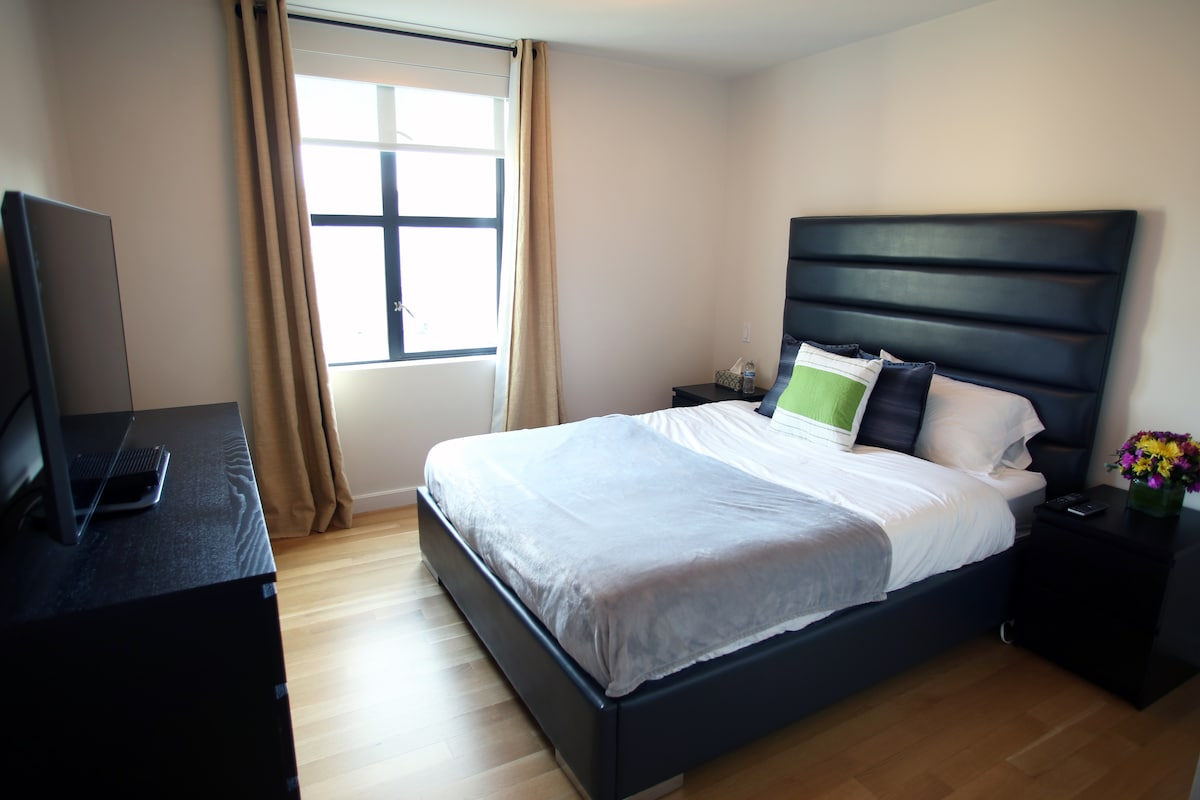 Comfiest room in heart of Mission