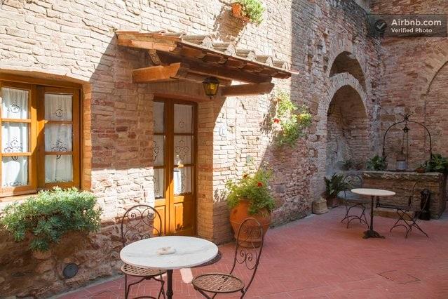 apartment San Gimignano WiFi free
