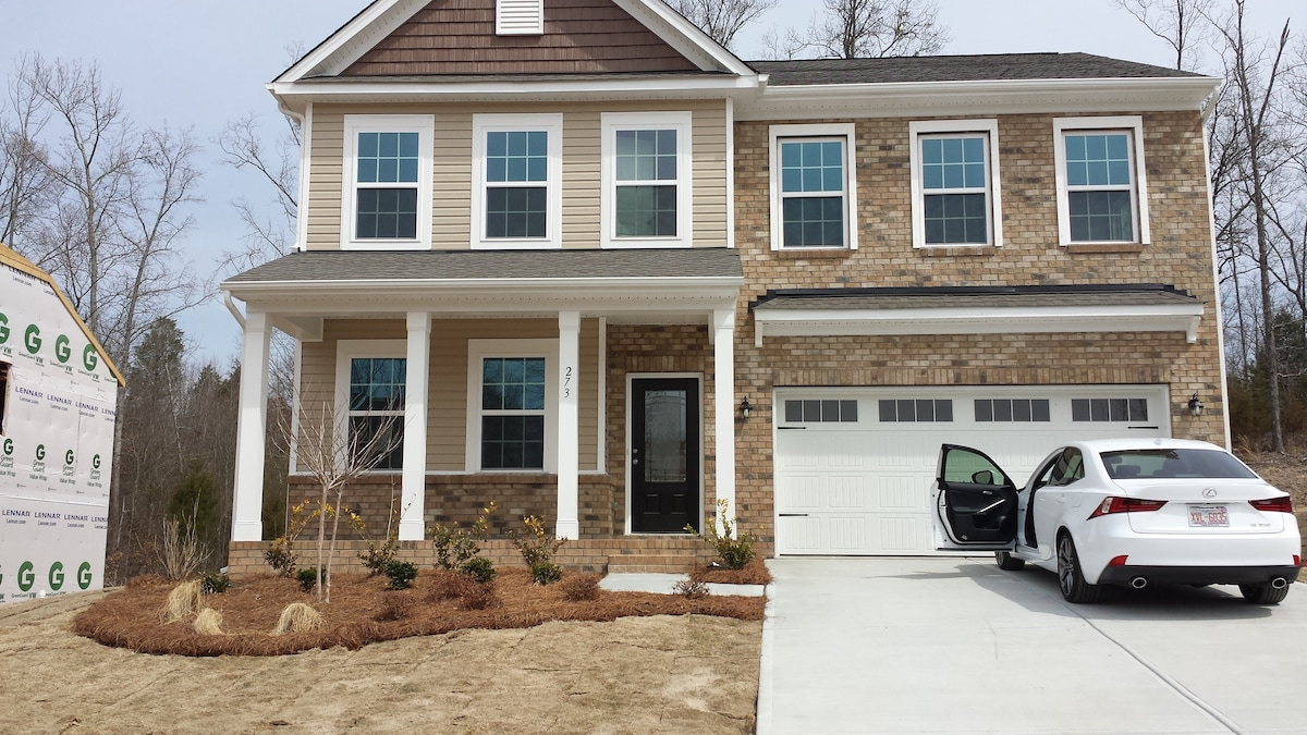 Beautiful home in Rock Hill SC.