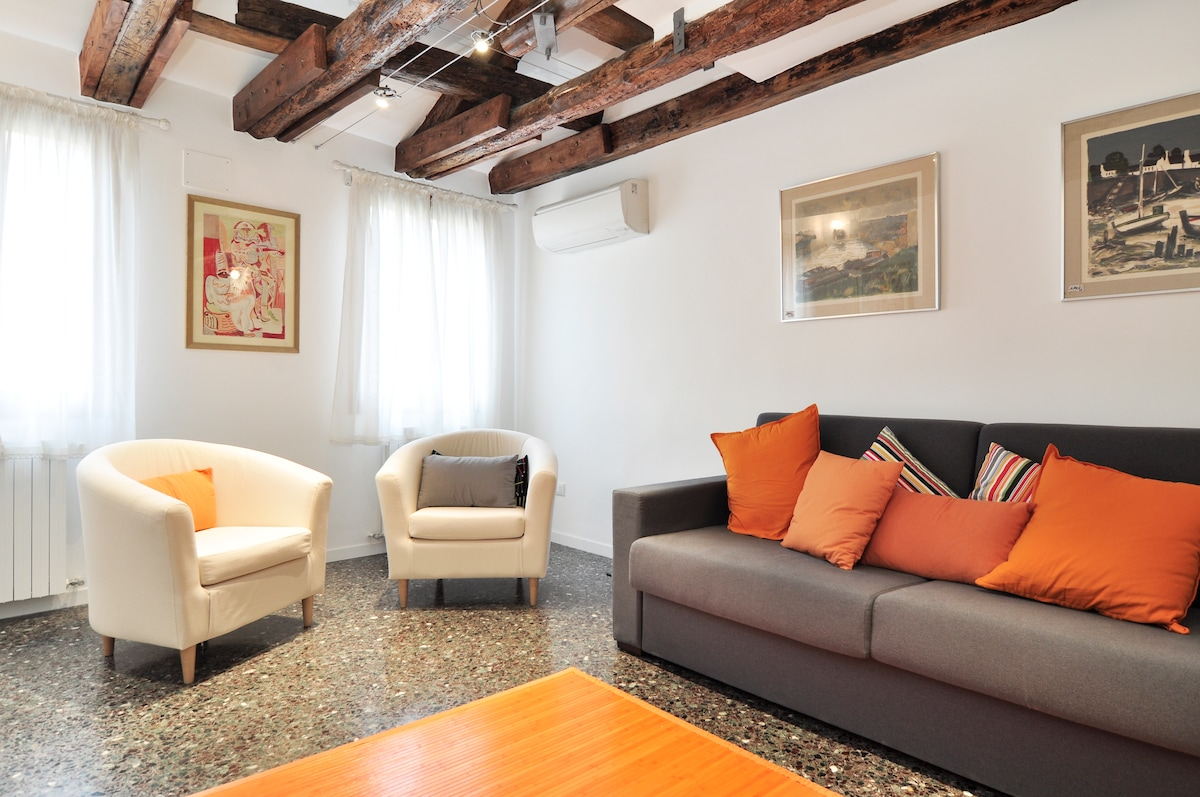 Apartment in the center of Venice