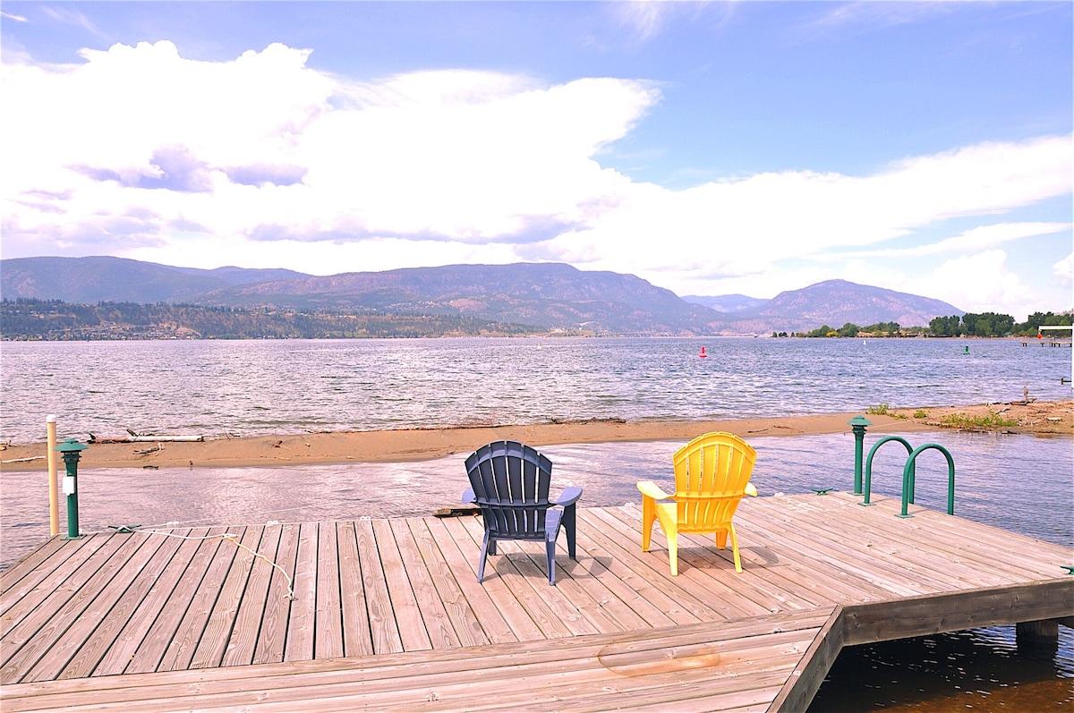 Lakefront Suite Next to Eldorado