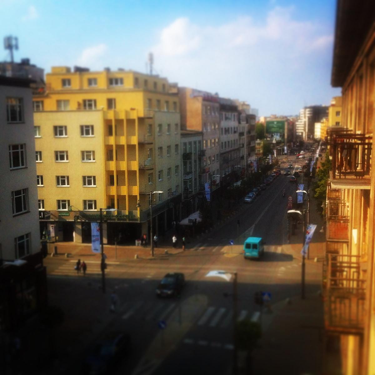 Pokoje 2- 3-osobowe w centrum Gdyni