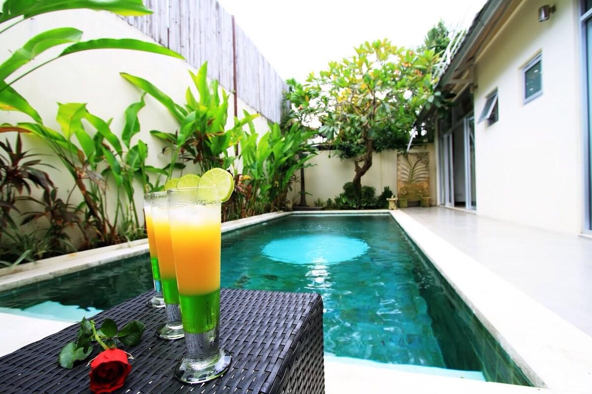 Villa maya , lovely 3 bedrooms