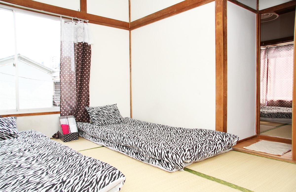 3 Bedroom House, Roppongi - Tokyo