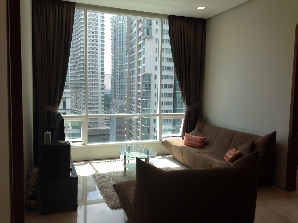 Modern Apartment in KL City Centre