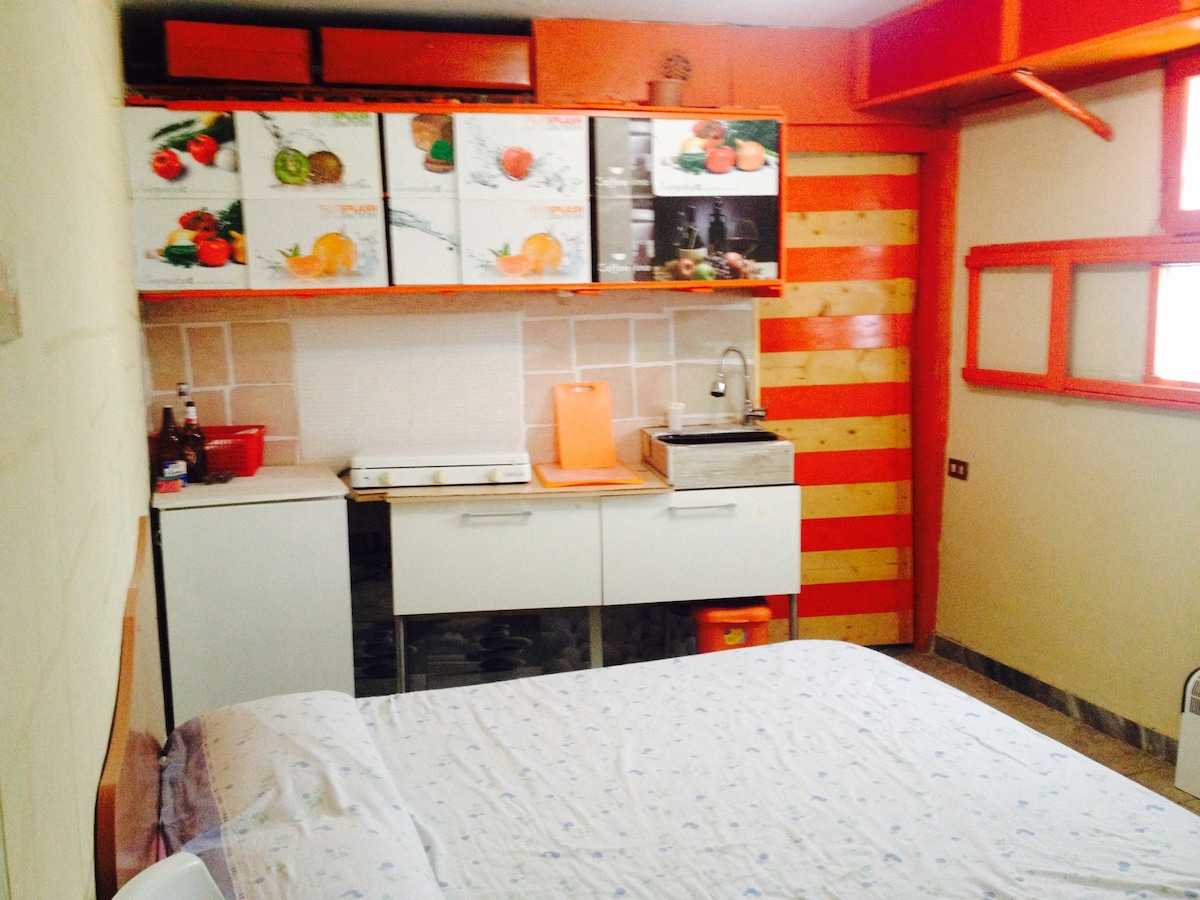 Cozy room flat in Cassino