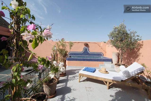 Small Apartment in Riad
