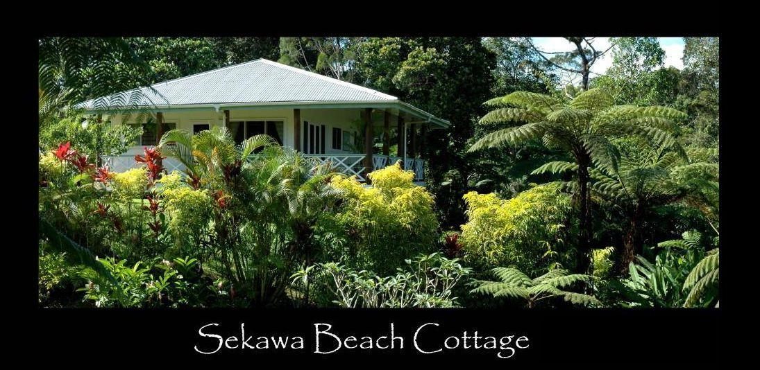 Sekawa Beach Cottage