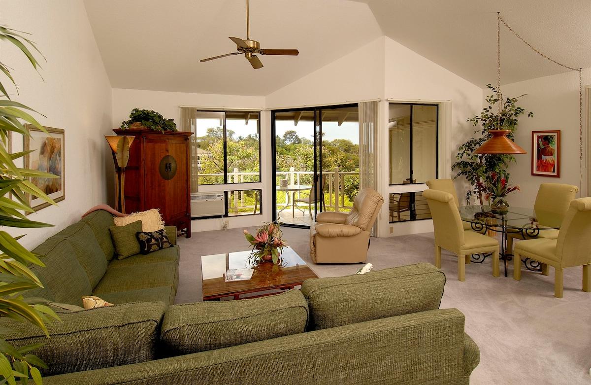 Living Room of Wailea Grand Champions 122