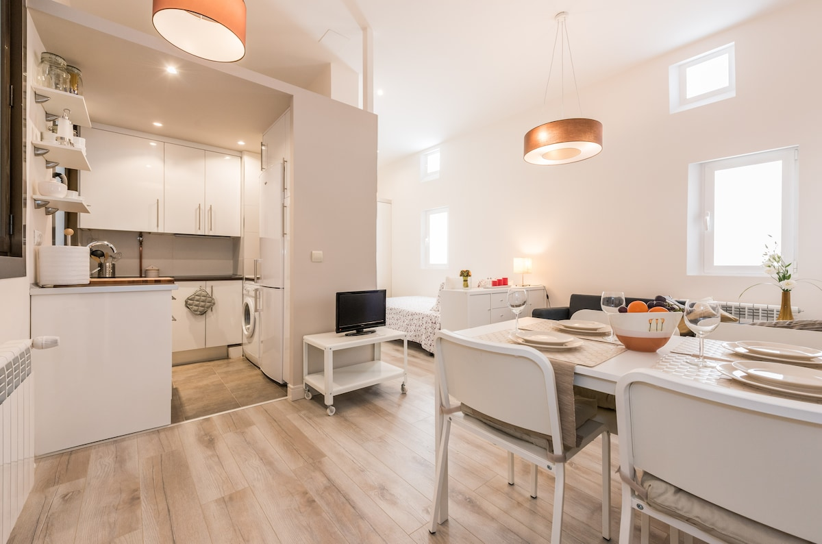 Apartment fully renewed