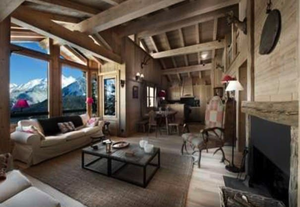 Cosy chalet few steps to chairlift