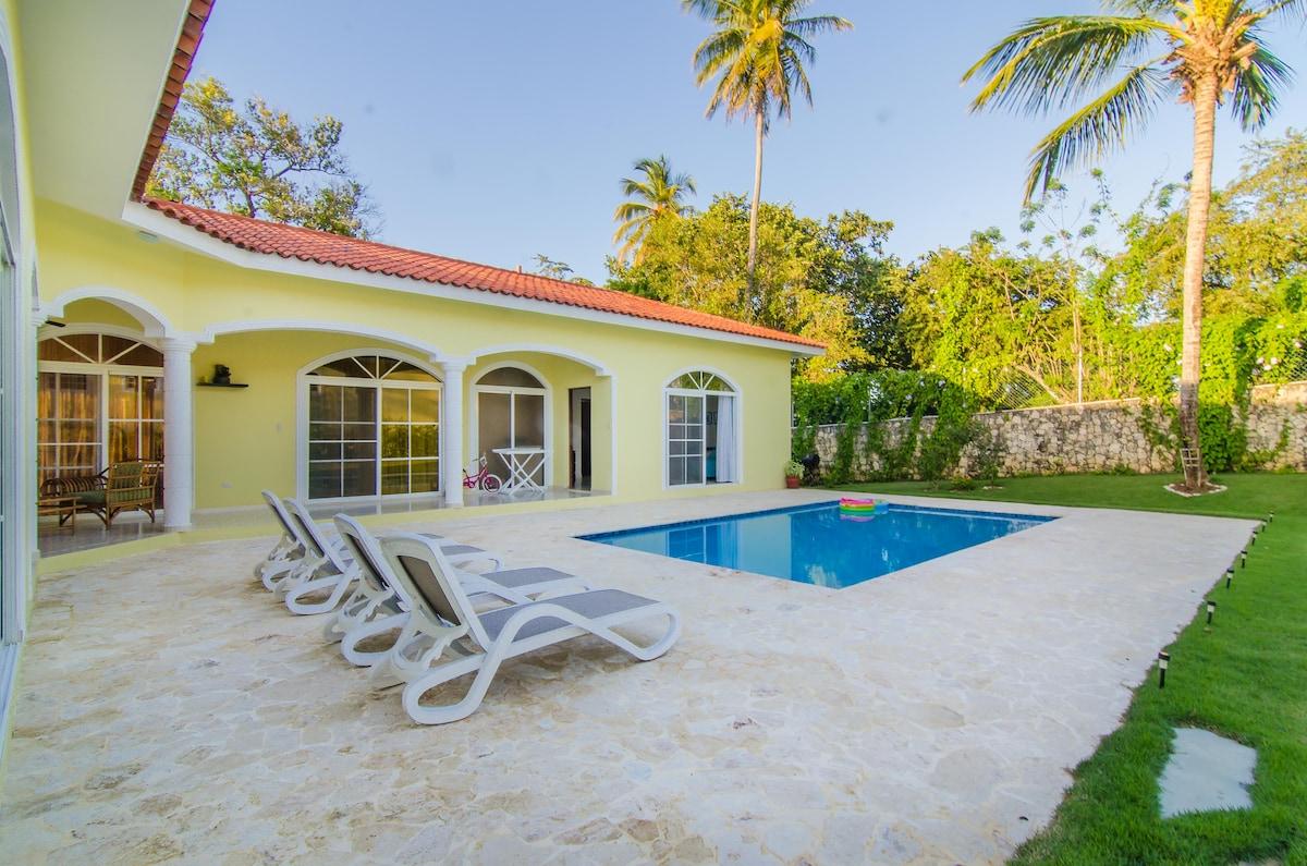 Ocean resort 3 bedroom villa