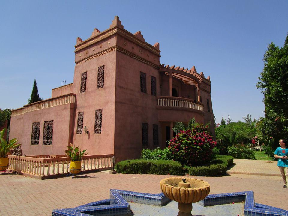 For rent villa in La Palmeraie
