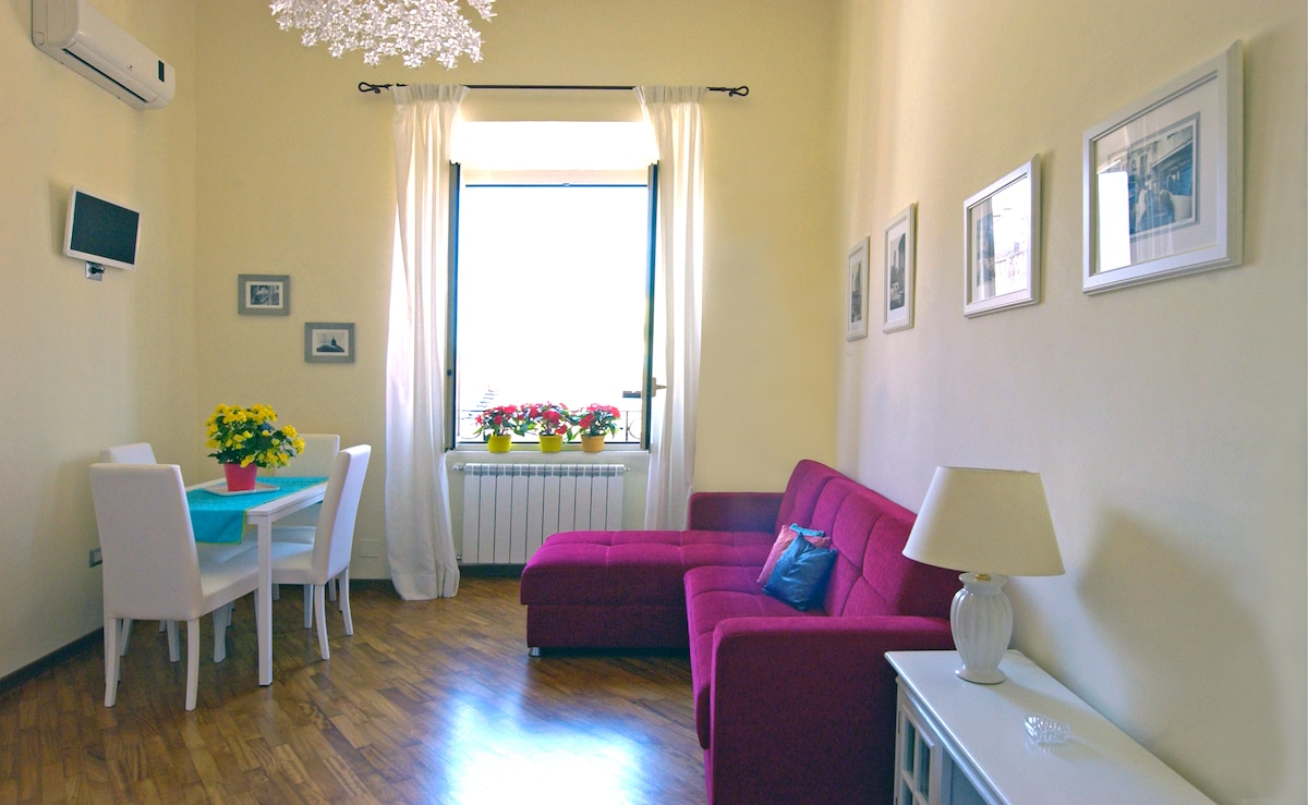 New! 50 from Colosseum refined apt.