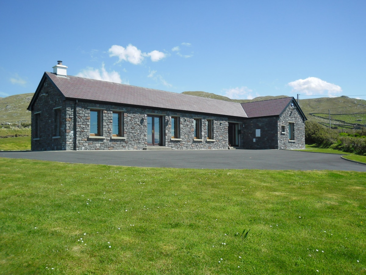 Modern Irish Cottage Beside the Sea