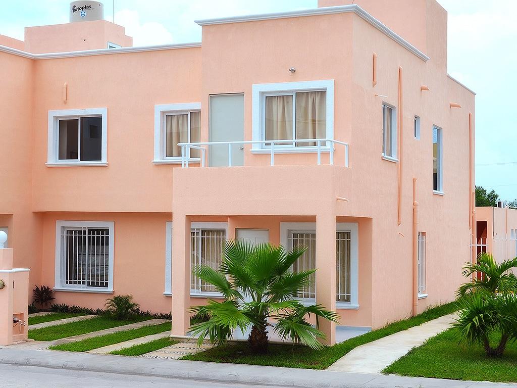 Casa completa de tres habitaciones