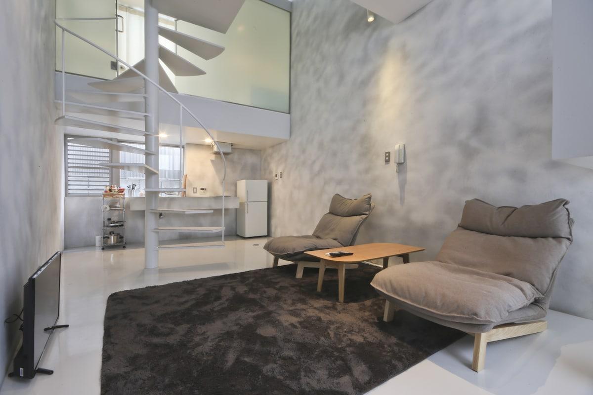 SPECIAL COOL Design & Cozy Room