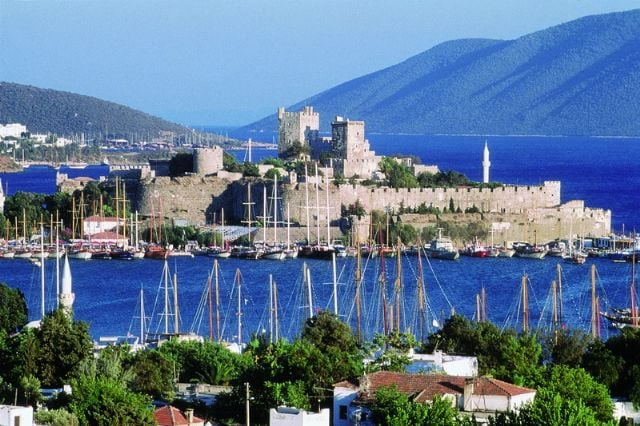 room heart of Bodrum