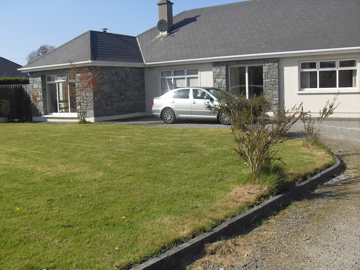 Green AcresB&B,Killarney-twin room