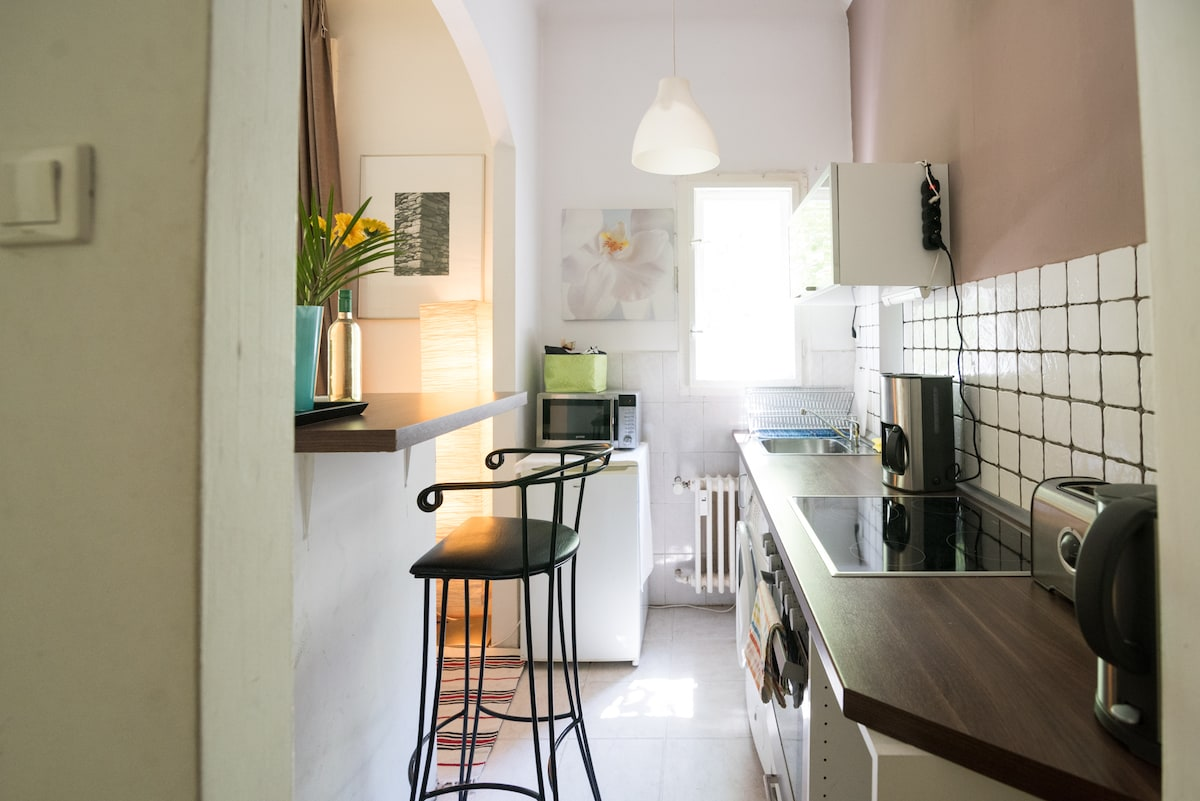 and so sunny kitchen