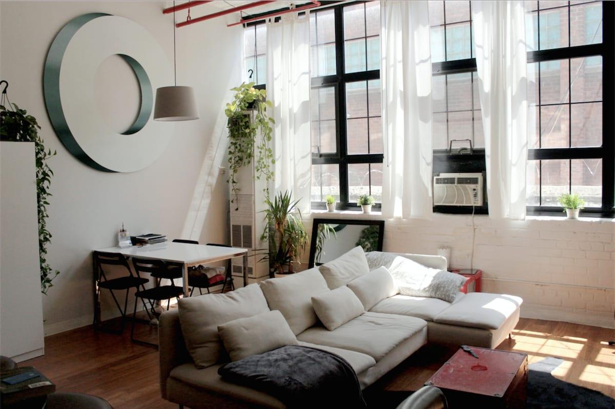Gorgeous Designer Loft