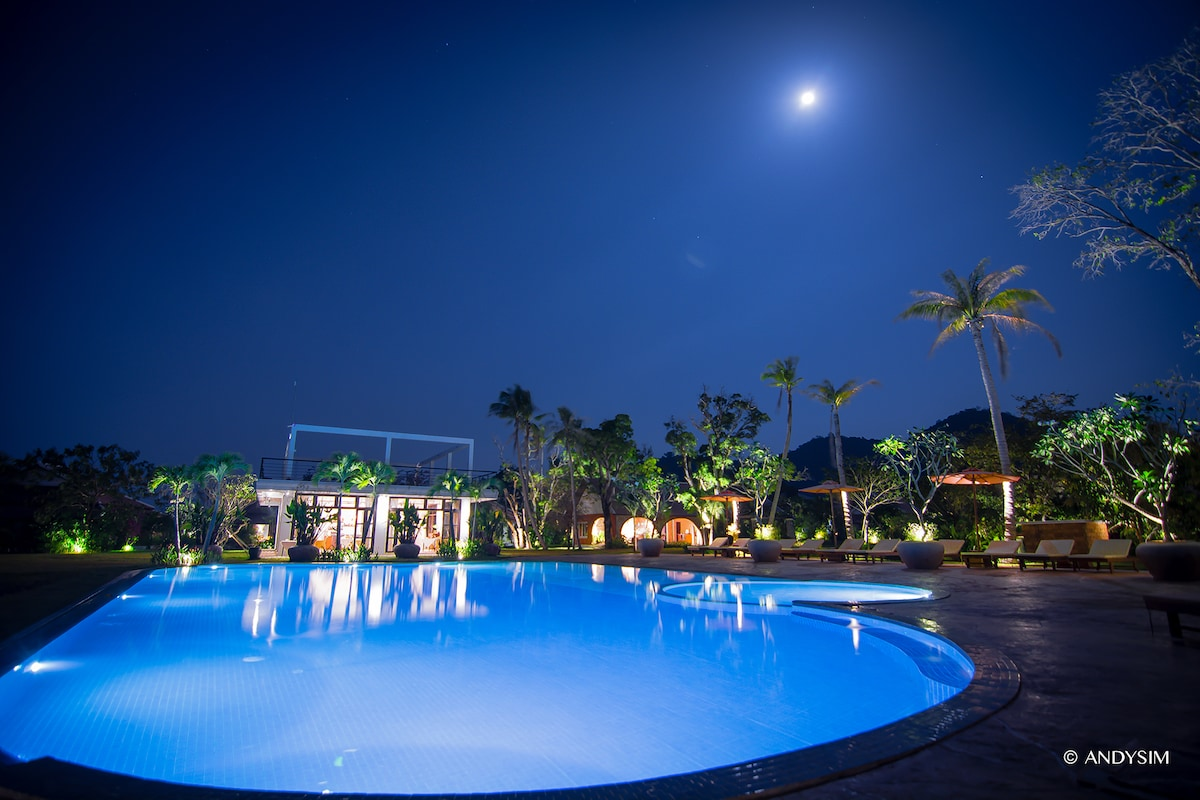 Samanea Beach Resort   *****