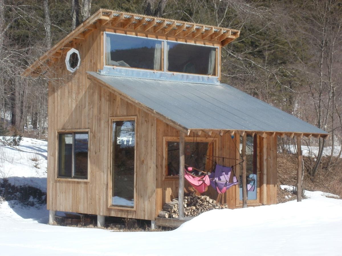 Modern Little Rock River Cabin